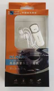 NingT High Quality Sound Bluetooth Headphone
