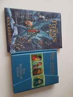 Percy jackson comic and guide