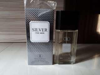 Parfum SD Silver for Men