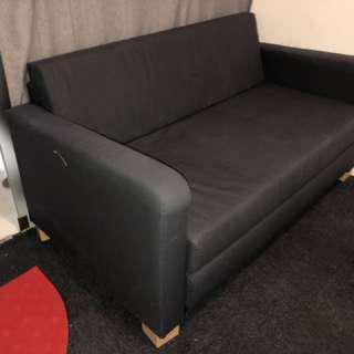IKEA sofa bed Navy blue