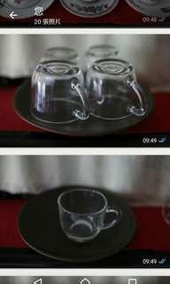 法國Vereco,espresso杯(法國的玻璃工藝你懂的)