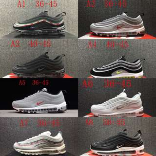 [PO] Nike Undefeated Air Max 97