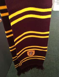 Scarf Griffindor Hufflepuff - Harry Potter Cosplay
