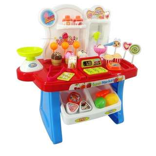 Mini Kitchen Playset