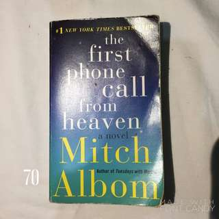 The First Phonecall From Heaven by Mitch Albom