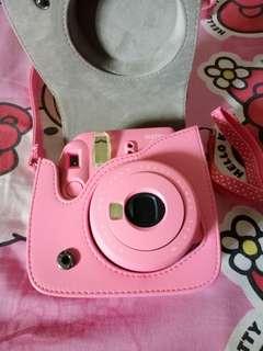 Instax mini 9 + tas + refil film polaroid isi 9