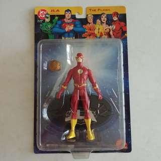 "DC Direct JLA The Flash 6"" action figure"