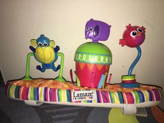 Lamaze Stroll And Go Fun Stroller Toy Bar