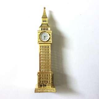 BNEW: Big Ben Desk Clock
