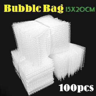 100pcs Bubble Bag Bubble Wrap
