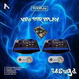 BB Replayz Retro-Arcade Game Console