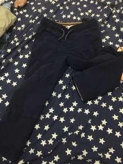 Navy blue pants 4-5Y