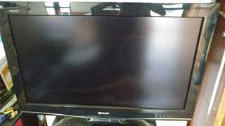 "sharp Aquos lcd 32"" tv"