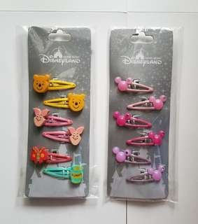 Disneyland ~ hair accessories