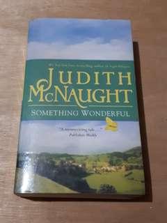 Something Wonderful by Judith McNaught