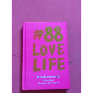88 LOVE LIFE by Diana Rikasari