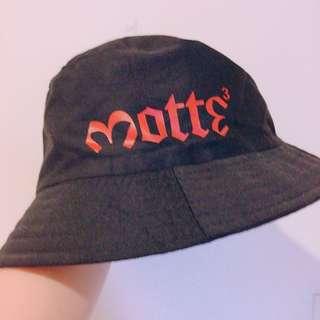 🚚 經典黑款漁夫帽