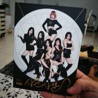 AOA Ace Of Angels - Like A Cat Album Kpop