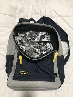 typo batman backpack