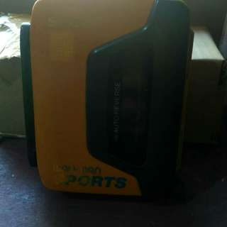Walkman sony sport