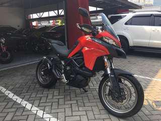 Ducati Multistrada 950 Red (New KM.0)