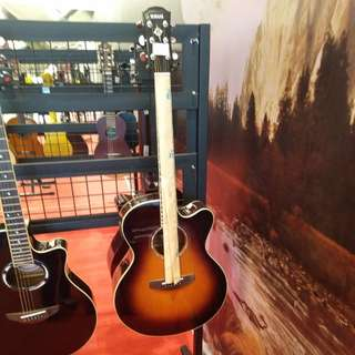 Yamaha acoustic electric cpx 600