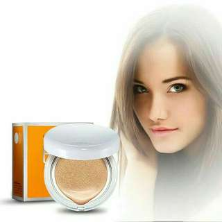 BIOAQUA BB CREAM AIR CUSHION (ORANGE)