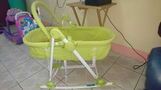 Baby Company Bassinet and Chair (2 in 1)