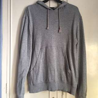 Bossinni Grey Hoody Jacket