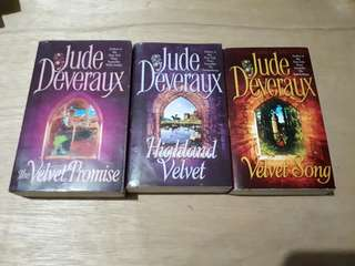 Jude Deveraux books