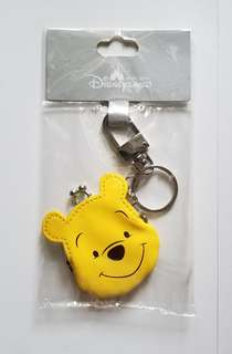Disneyland ~ winne the pool keyring + coins bag