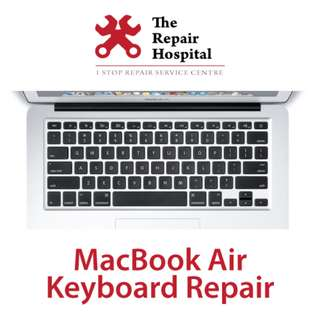 MacBook Air 13.3 / 11.6 Keyboard Replacement