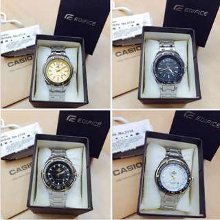 CASIO Replica stainless watch