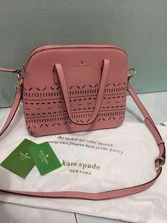 Kate Spade Pink Sling Bag