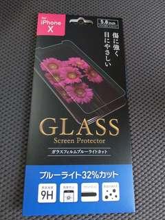 全新iPhone X 玻璃mon貼