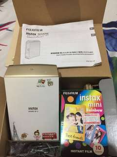 Fujifilm Instax Share Printer SP2