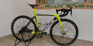Cipollini RB-800 Road bike (Made in Italy)
