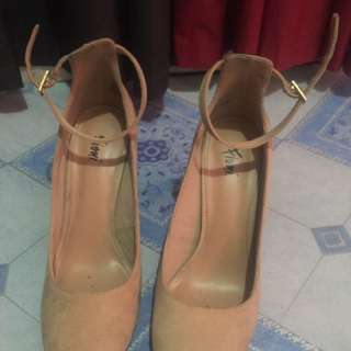 Payless block heels