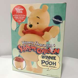 [全新未開過] 迪士尼 Disney Winnie the Pooh 小熊維尼 figure 模型
