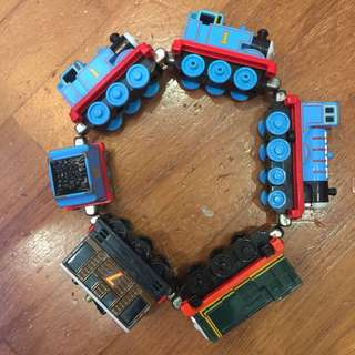 Thomas the trains and friends