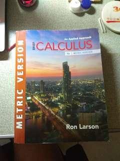 微積分calculus ron larson 10e