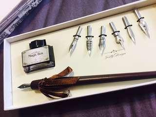 Calligraphy Ink Set