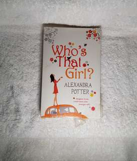 Brand New Who's That Girl