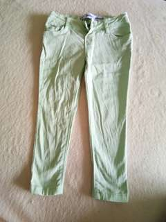 Mint denim jeans 2-3yrs old