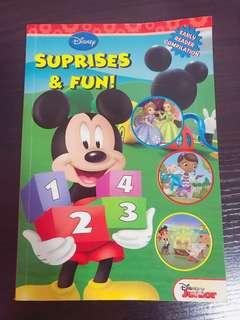 Disney Surprises & Fun