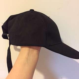 🚚 經典黑款棒球帽
