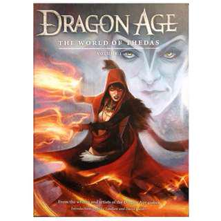 Dragon Age: The World Of Thedas Volume One [IN STOCK]