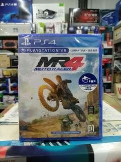 🆕 PS4 Moto Racer 4 ( R3 )