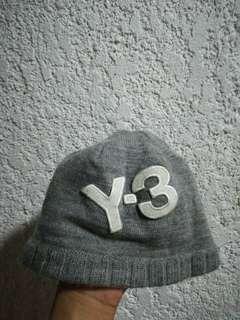 Y-3 Beanie Rare