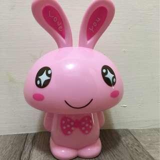 🚚 兔子存錢筒